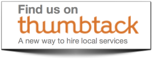 Click HERE to hire us on Thumbtack.com