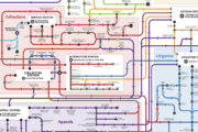 This Crazy Map Shows You How Complicated The Tax Code Has Become — And It Will Make You Weep