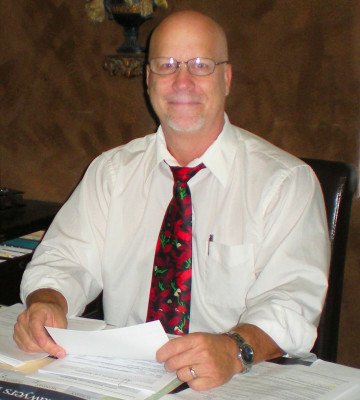 Chris Crabb, Founder, Licensed Tax Professional