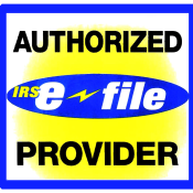 Crabb Tax Services is an authorized E-File provider