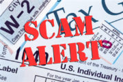 "Tax Tip: IRS Recaps ""Dirty Dozen"" List of Tax Scams for 2017"