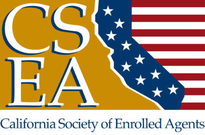 Link to California Society of Enrolled Agents (CSEA) website