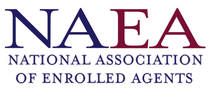Link to National Association of Enrolled Agents (NAEA) website