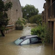 Hurrican Harvey Damage