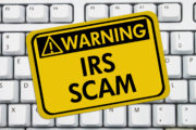 IRS Warns About Tax Scams Related To Hurricanes, Wildfires & Vegas Shooting