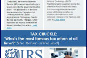 Crabb Tax Services Newsletter (February 2019)